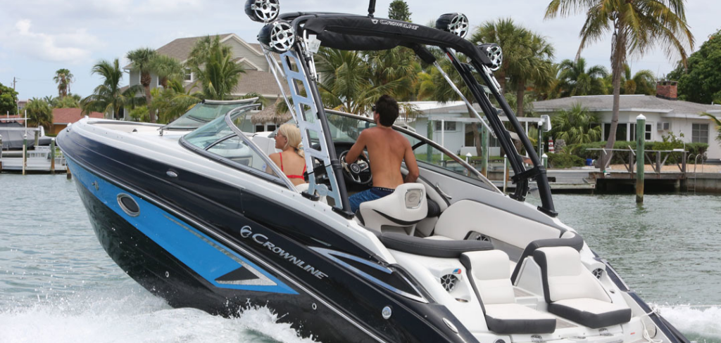 Crownline Boats Crownline 265ss Surf