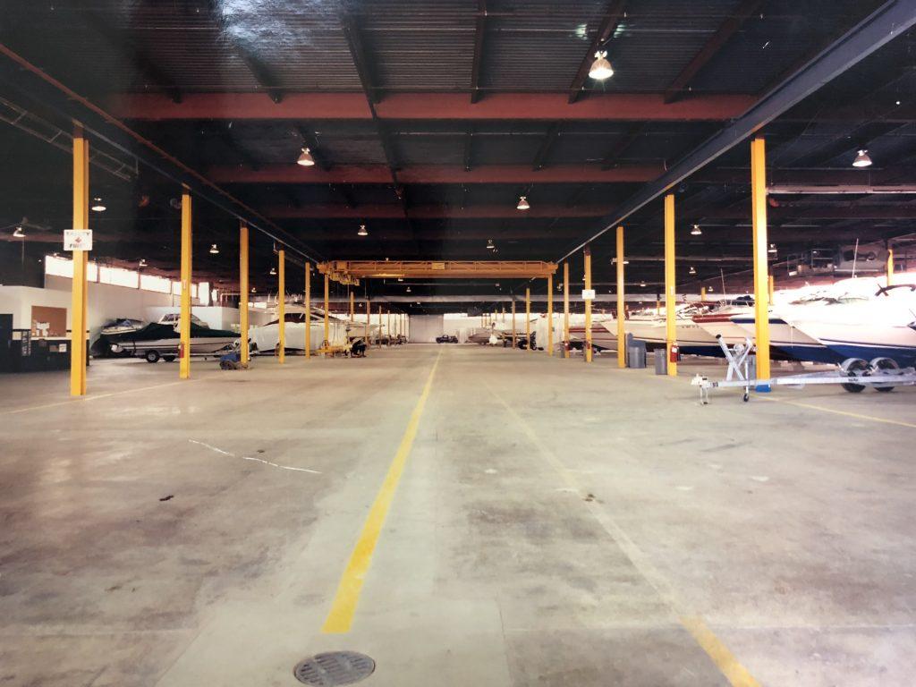 D&R Boat World Warehouse