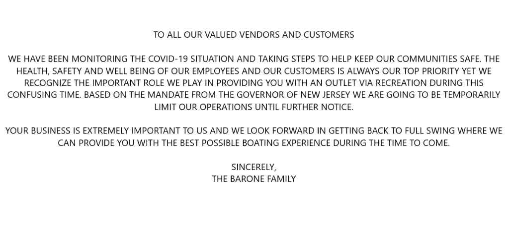 DNR COVID19 Message