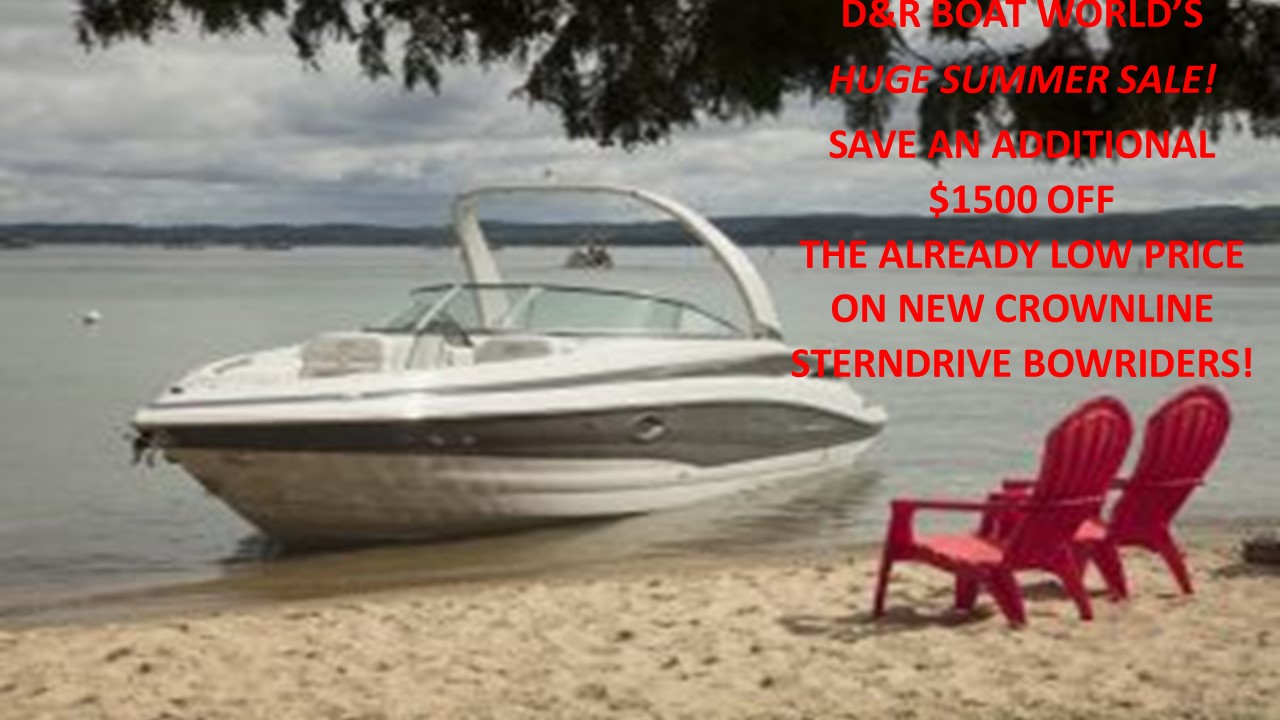 D & R Boat World - Family Owned & Operated Since 1956